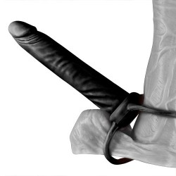 Strap-On Adjustable Black (INEL PENIS DONG)