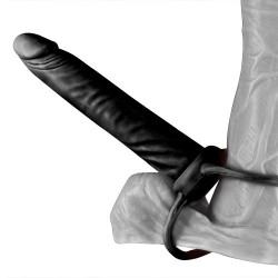 Strap-On Adjustable Black (INEL PENIS DONG)