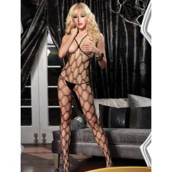 Bodystockings Negru SH3001