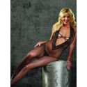Bodystockings Negru SH8011