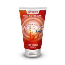 Lubrifiant WARMING TOUCH 50 ML
