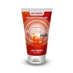Lubrifiant WARMING TOUCH 50 ML