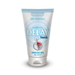 Gel DELAY TOUCH - intarziere ejaculare