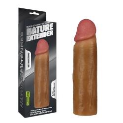 Prelungitor penis Revolutionary Realist SV4211B