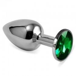 Dop Anal Mediu Metalic Verde