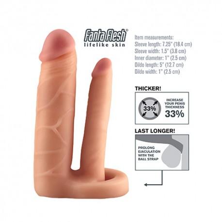 Prelungitor Penis - Dubla penetrare FANTASY