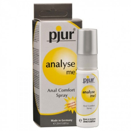 Spray Pjur Analyse Me Anal Confort 20 ml