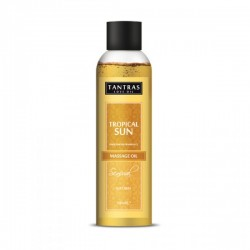 Ulei masaj Tantras Tropical Sun 150 ML
