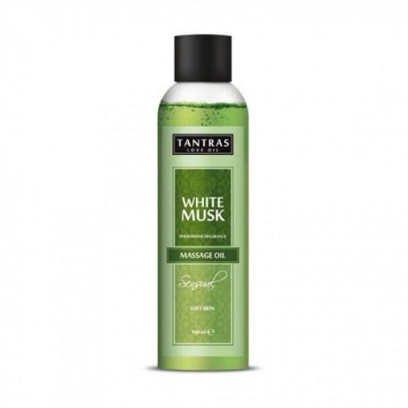 Ulei masaj Tantras White Musk 150 ML