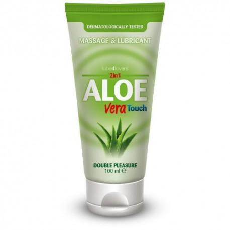 Lubrifiant Aloe Vera, 100ml