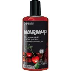 Ulei pentru masaj Warmup cirese
