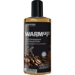 Ulei pentru masaj Warmup cafea