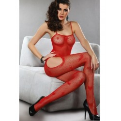 Bodystocking Rosu AR