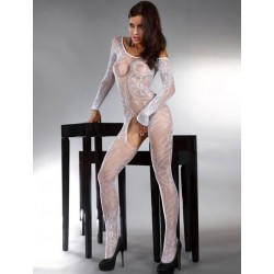 Bodystocking Alb AL