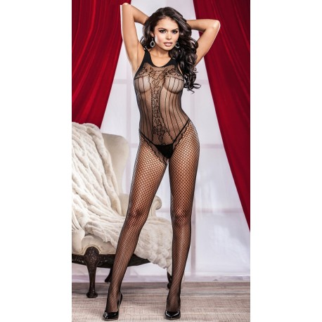 Bodystocking Negru TN